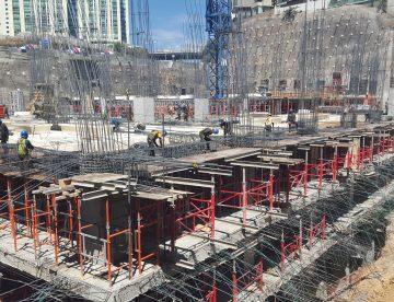 El presfuerzo en la edificación